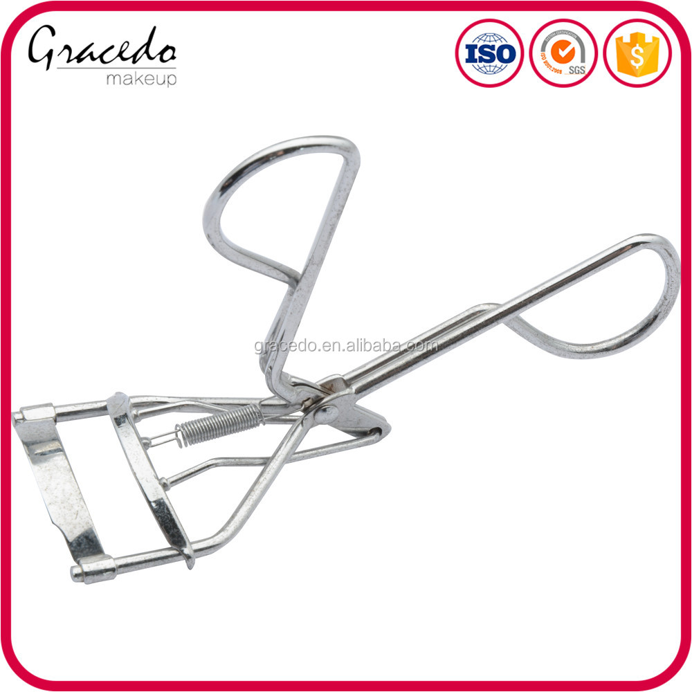 Private Label Eyelash Curler Stainless Steel High Quality Variety of Styles Ultra-wide Eyelash Curler