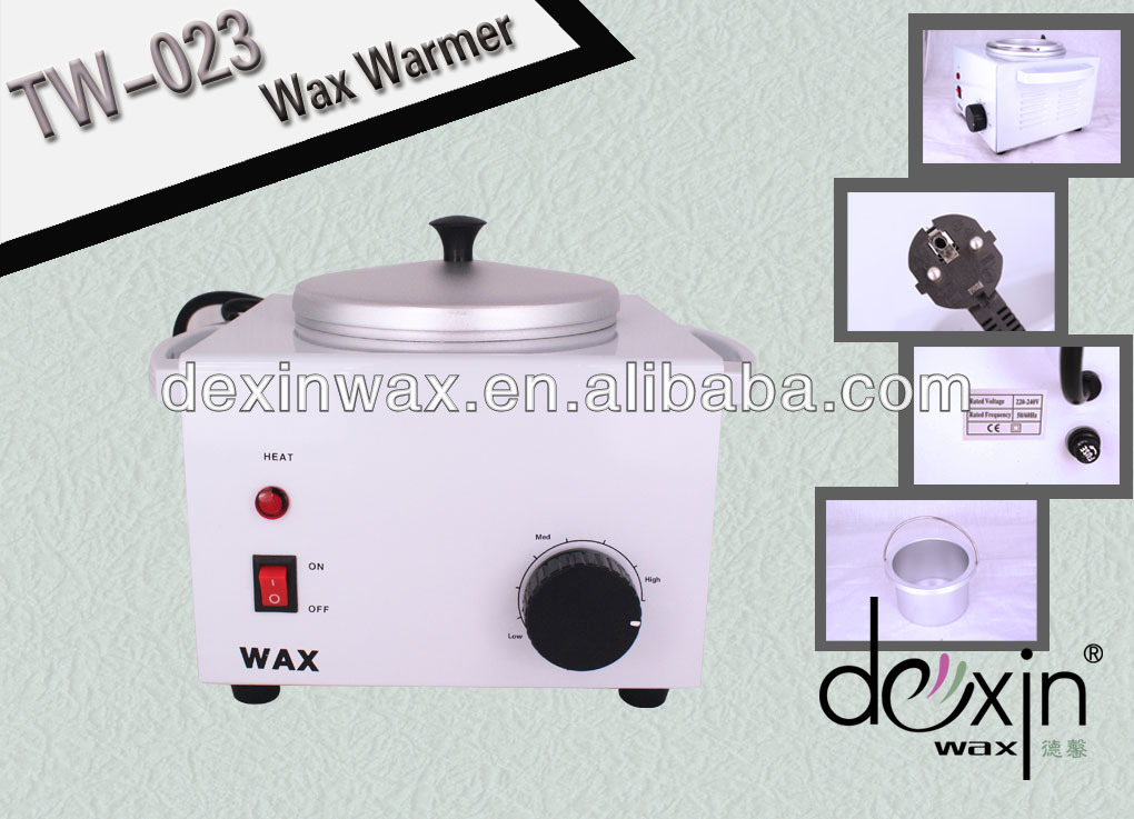 Depilatory wax warmer pot hair removal wax melt heater