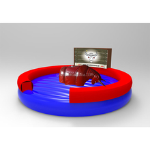 GMIF mechanical bull price inflatable trampolines from china