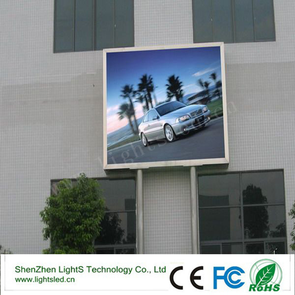 LED Display Screen P6/P/6.67/P7/P8/P10/P12/P16 SMD/DIP for Cinema, Bank, Train Station, Railway Station, Airport