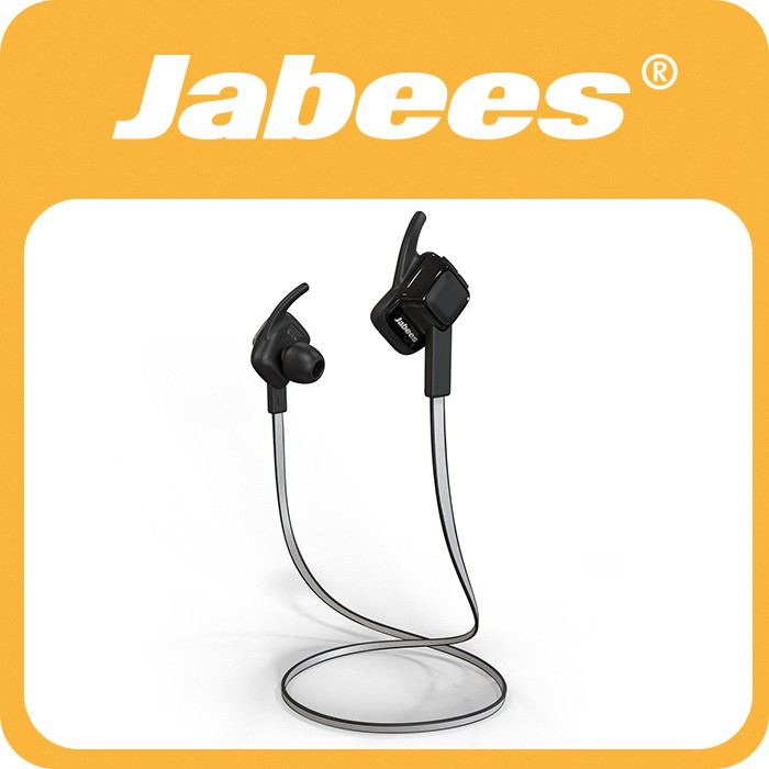 Jabees 10m Long Distance Running Stereo Wireless Bluetooth Headset