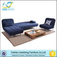 Blue metal frame sofa bed for sale philippines and sofabed