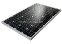A grade solar cells 18v mono silicon Solar panel 40W for home system use