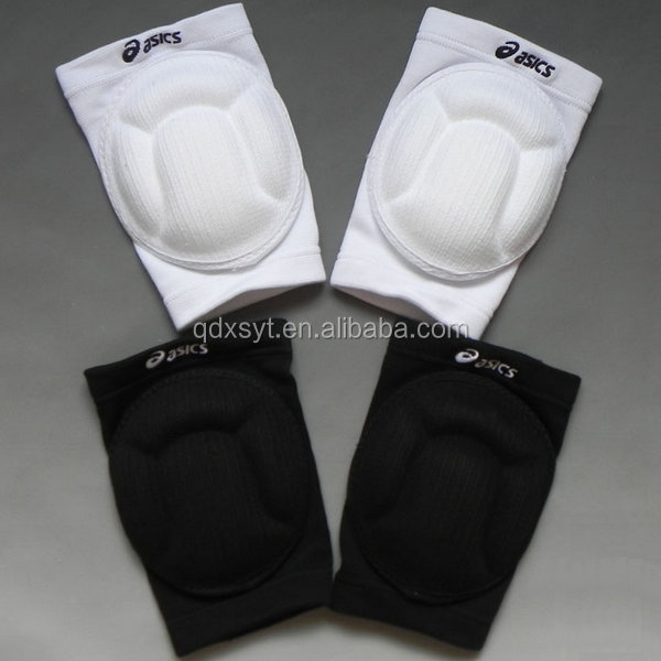 Quality support ASICS brand sleeve PU knee pad