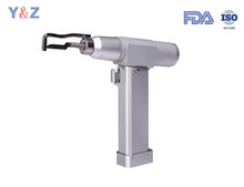 Strong Main Engine Medical Electronic Reciprocating Saw with removable blades