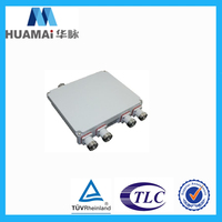 Low PIM ,High Power IP67 Quad Band Combiner /4 In 1 out RF passive Combiner 698-960/1710-1880/1920-2170/2300-2700MHz