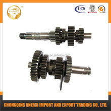 JC98-3A 40Mn Motorcycle Transmission Gearbox Drive Shaft Assembly