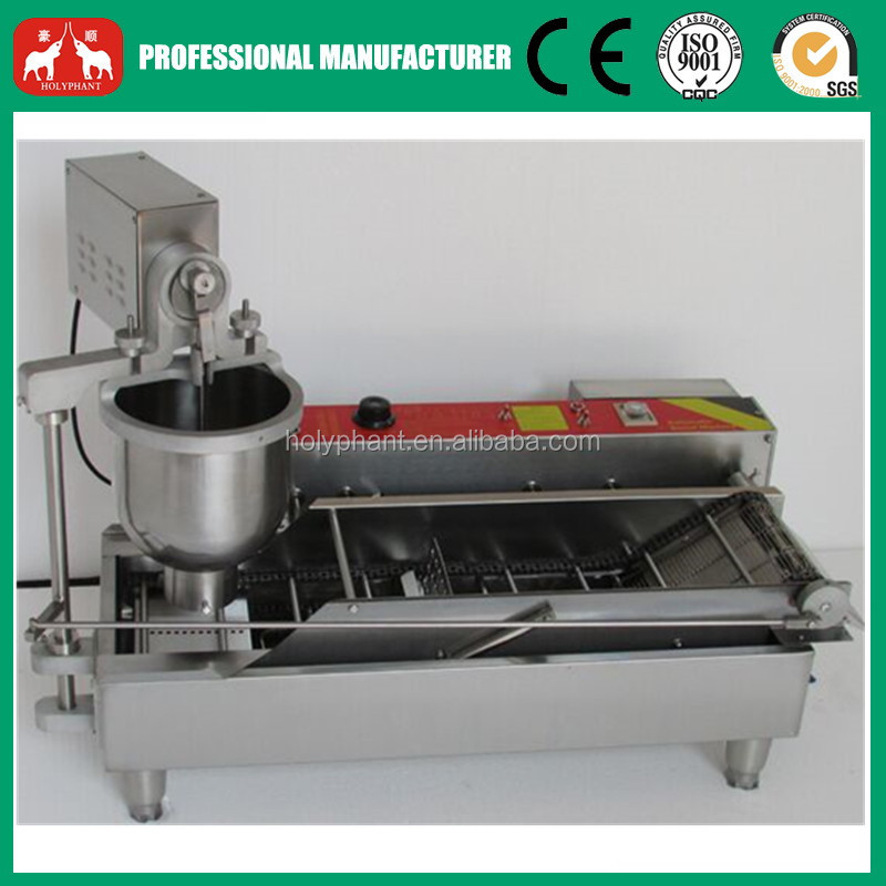 Automatic Doughnut Factory: Factory Price Ss304 Automatic Automatic Mini Donut Machine