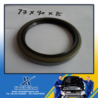 High Quality Metal and Rubber Oil Seal NBR 73*90*8