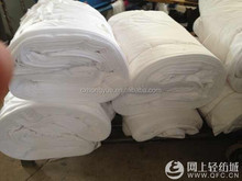100% polyester greige fabric for bedding ,bleached grey fabric