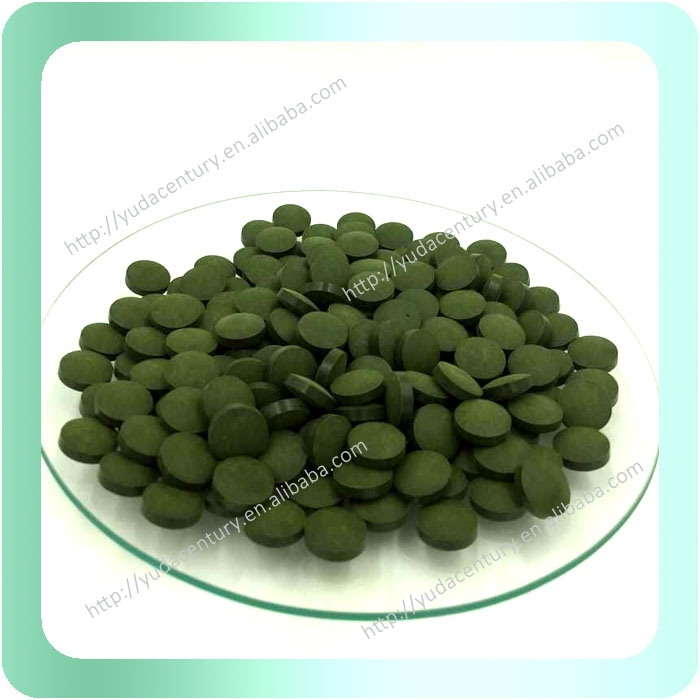 natural spirulina tablets