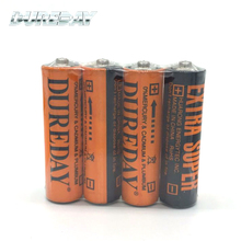Cheap price free sample r6 aa battery 1.5v dry cell battery