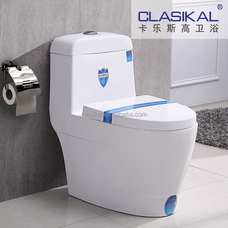Made in China portable sanitary ware one piece ceramic squat toilet