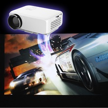 2016 New Cheap HD TV home cinema Projector HDMI LCD Game PC Digital Mini Projectors support 1080P