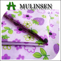 Mulinsen Textile New Design TC Printed Plain Weave Polyester Cotton Fabric