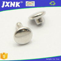 decorative metal button rivet studs for clothing