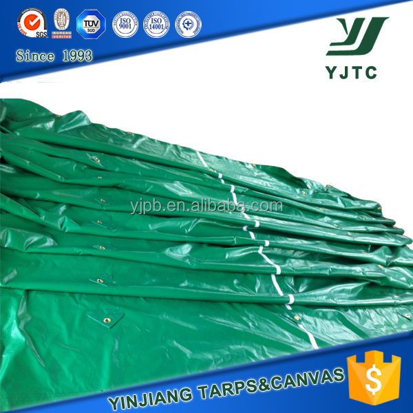 Heavy duty fireproof tarpaulin,waterproof pvc coated fabric