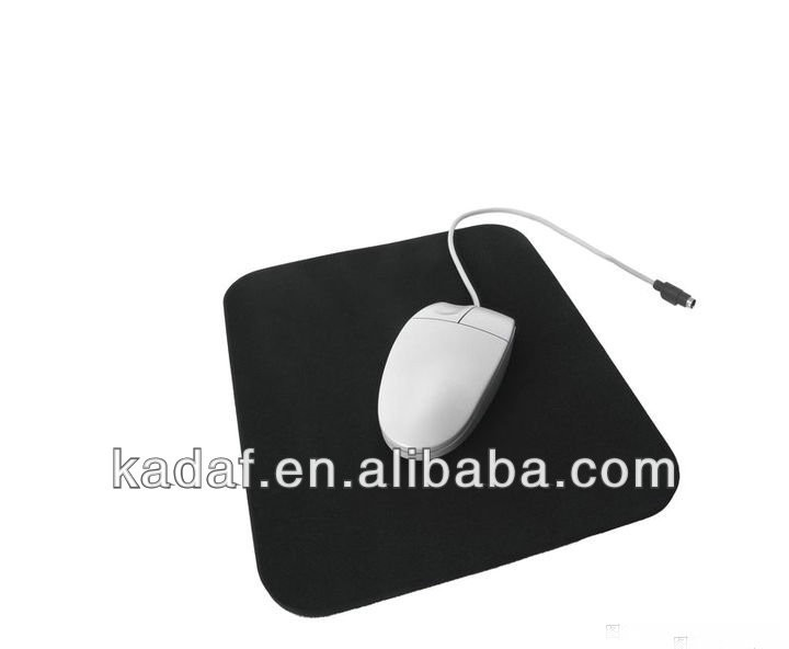 eva +pvc plastic rubber mouse pad for computer