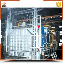 Hot sell newest type gas melting furnace for aluminum