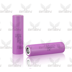 Best quality Samsung 18650 30Q battery Samsung 3000mAh 3.7v 15A lithium ion rechargeable battery