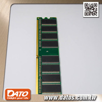Manufacturer price ram brand new UDIMM ddr1 1gb pc400 full test memoria