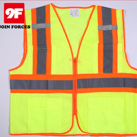 9F 100 Polyester Clothing Safety Vest