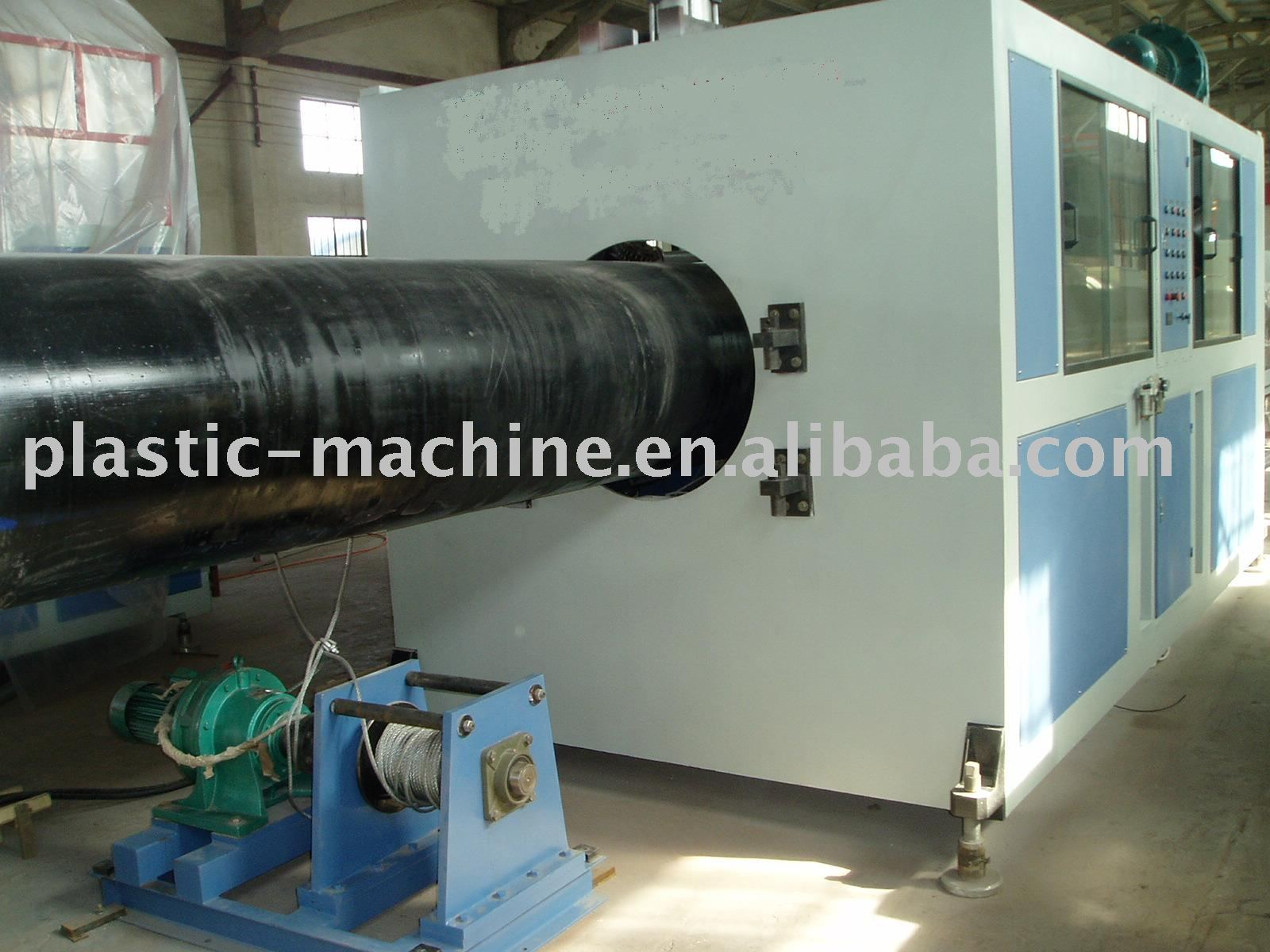 pp Pipe Production Line plastic machine