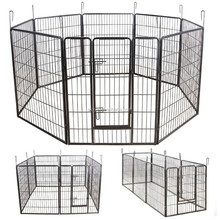 hot sale steel dog play pen pet pen crate for sale