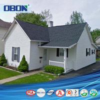 OBON Cheap Economical Modular Homes Design Prefabricated Prefab 100m2 House Plans for Sale