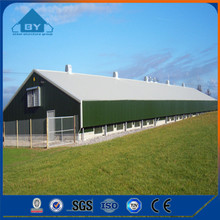 Quick Build Prefabricated Commercial Chicken House Building