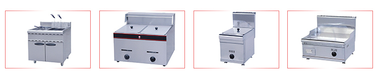 High Quality Stainless Steel High Capacity Electric Fryer