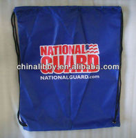 Mini cloth drawstring bag