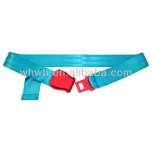 Blue color used rubber conveyor belts scrap