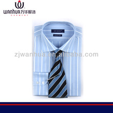 Formal men shirts with tie