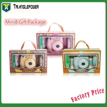 2015 Newest Fujifilm Instax Mini 8 Instant Film Camera , Gift Package Fuji Instax