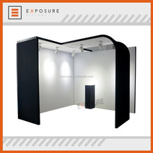 beautiful modular DIY hot sale trade show booth