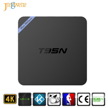 Android Tv Box Webcam Stream Smart Tv Box Amlogic S905X Quad Core Android 6.0 With 2GB RAM 16GB ROM Android Tv Box