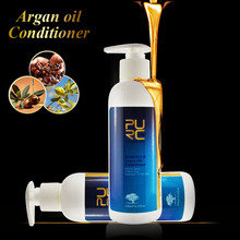 Straightening hair with brazilian keratin after best quality argan oil hair conditioner give hair deep nourish