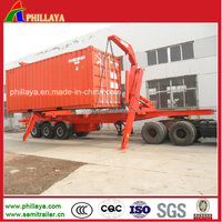 20FT Container Side Lifter Truck Chassis/Skeleton Side Loader Trailer