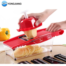 Best Product Kitchen Tools Multi Grater Of Vegetable And Fruit Decoration Tools With Manual Vegetable Chopper