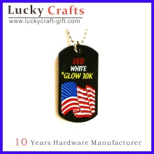 unisex branded dog tag for sale