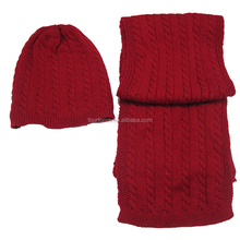 Simplicity Kids knit Winter Warm Cold Weather Hat/Scarf/Glove Set