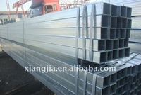 building construction material galvanized steel pipe