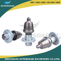 BY6 asphalt road milling cutter drill road bits