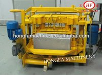 QTY4-30 moveable egg laying hollow brick machine