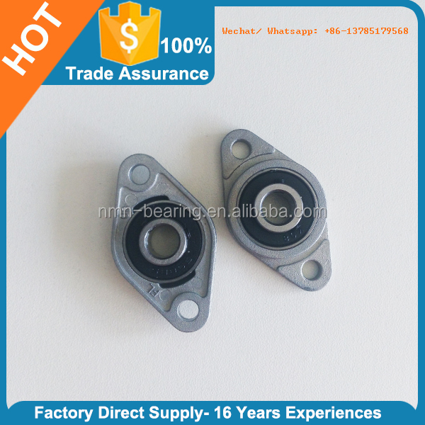 Zinc Alloy Housing Bearing/ Insert Bearing Units KFL002 KFL003 KFL004