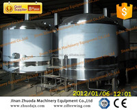 30bbl brand new jacketed fermenters/unitanks for sale, all certified stainless steel construction, 4 weeks lead-time