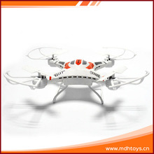 Latest outdoor large plastic 2.4G 4CH rc helicopter drone with 2mp camera