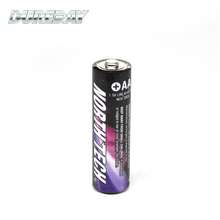 Wholesale aa 1.5v lr6 am3 alkaline battery from Duraday