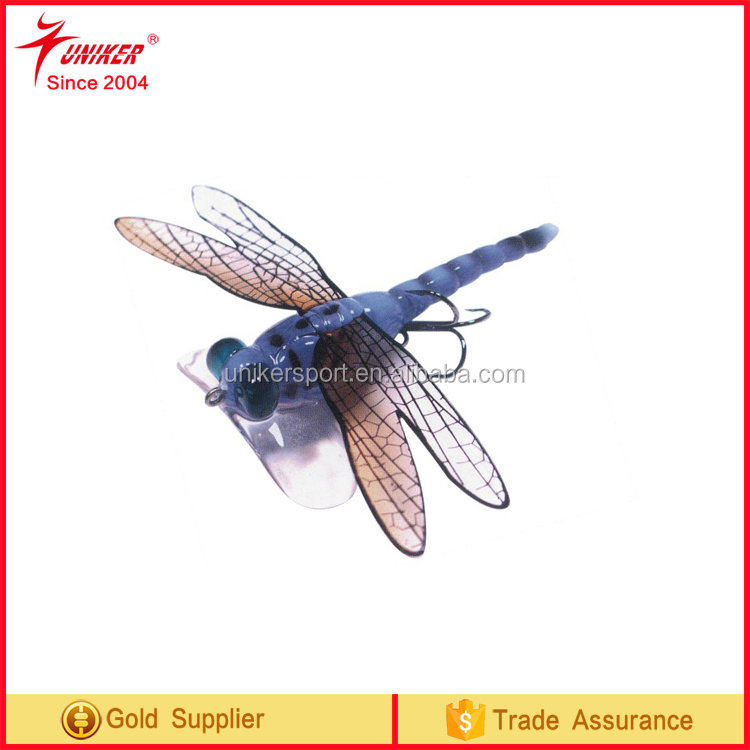 Dragonfly Topwater Crank bait Fishing lure